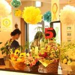 kSaNa Yoga ヨガスタジオ&ヨガシャラ たまプラーザ5周年記念イベント!!