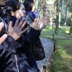 京都 クシャナヨガのスタッフ 研修旅行