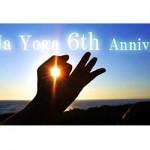 kSaNa Yoga School 6th クシャナヨガ6周年記念イベント