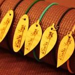 クシャナヨガ プレミアム会員に焼印タグをプレゼント