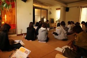 チャネライゼーションWS & RYT200説明会 kSaNaYoga浜松校(静岡) Trinity