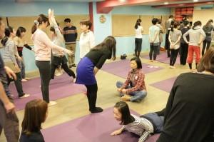 kSaNa 自由が丘ヨガスタジオ4周年記念イベント