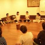 Chihiro先生のリセットするヨガのワークショプ 第4弾テーマ「クリヤヨガ(浄化法)編」第5弾テーマ「プラーナヤーマ (呼吸法) 編」著書「リセットするヨガ」でも紹介しています。